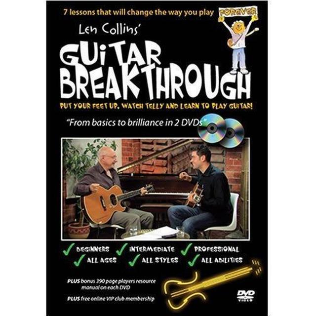Guitar Breakthrough - Guitar Lessons, Tuition, NTSC & PAL [DVD]